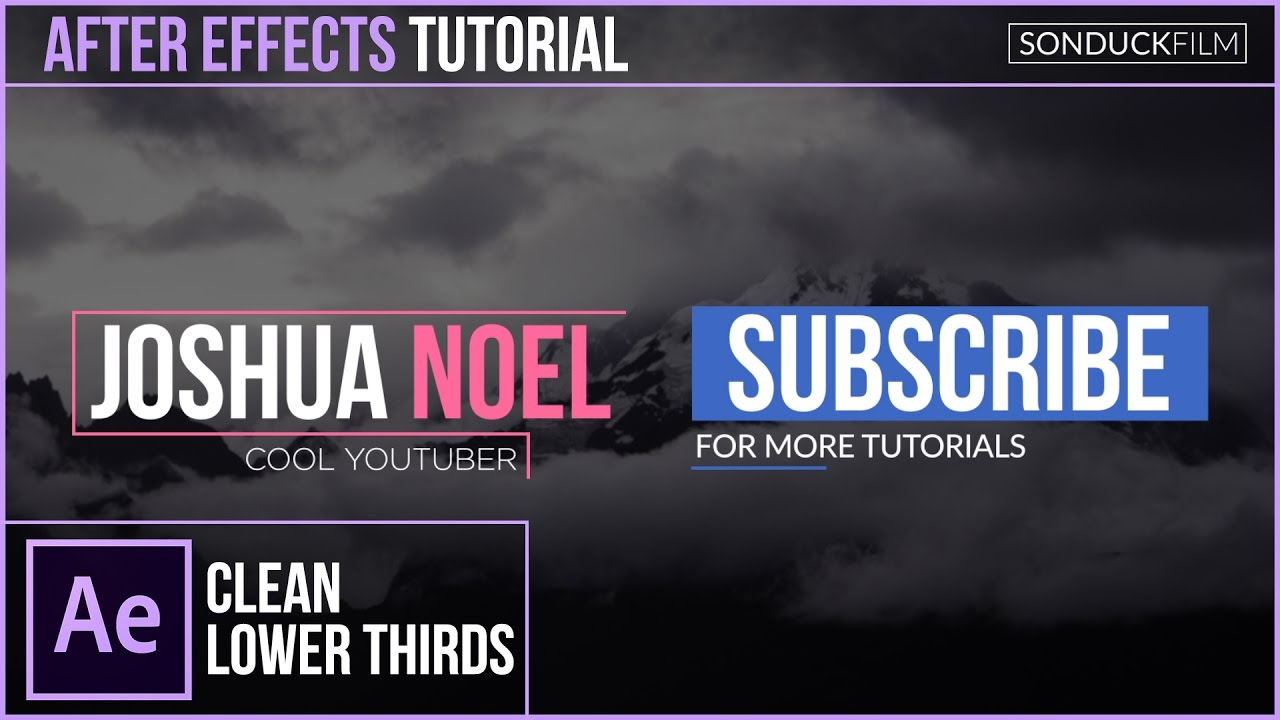 after effects vj tutorial