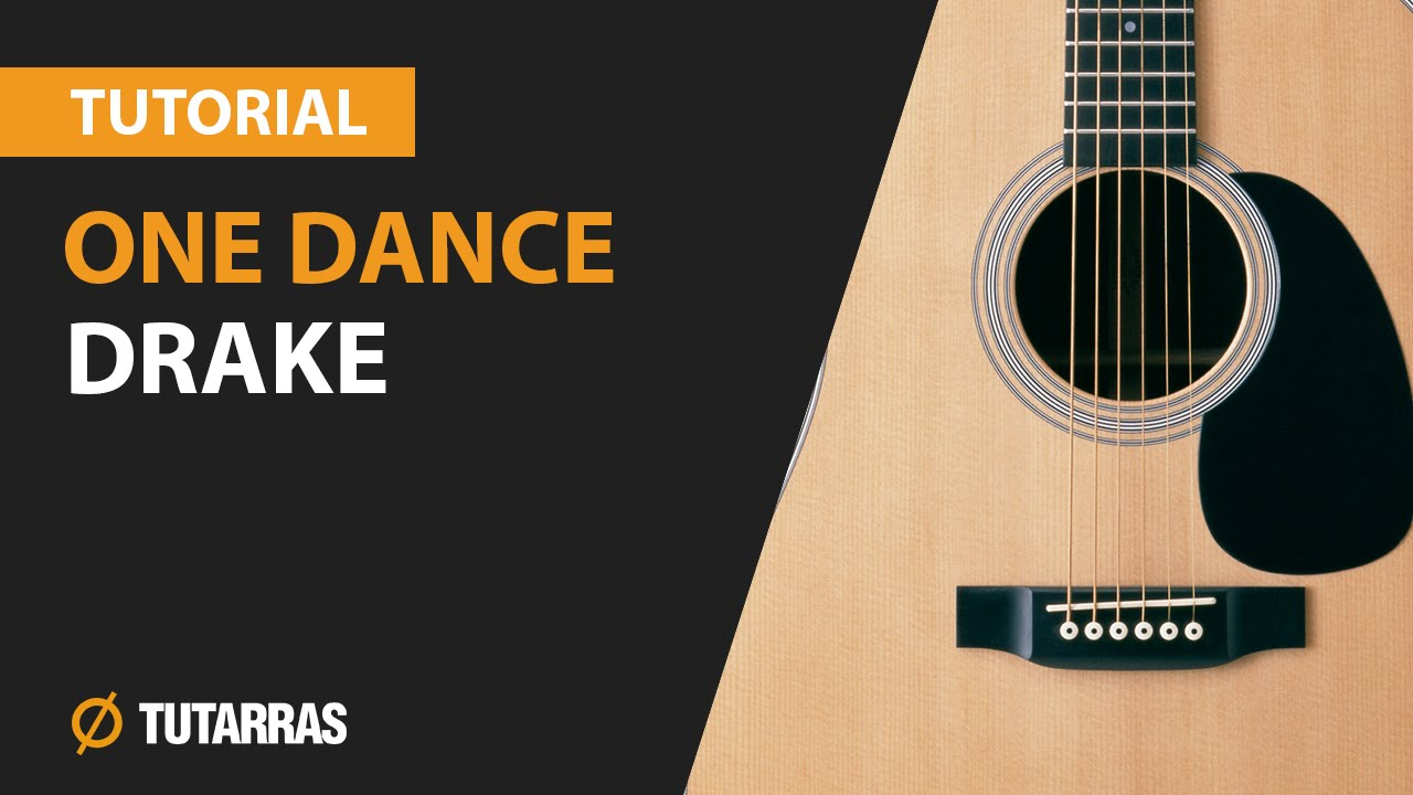 one dance guitar tutorial