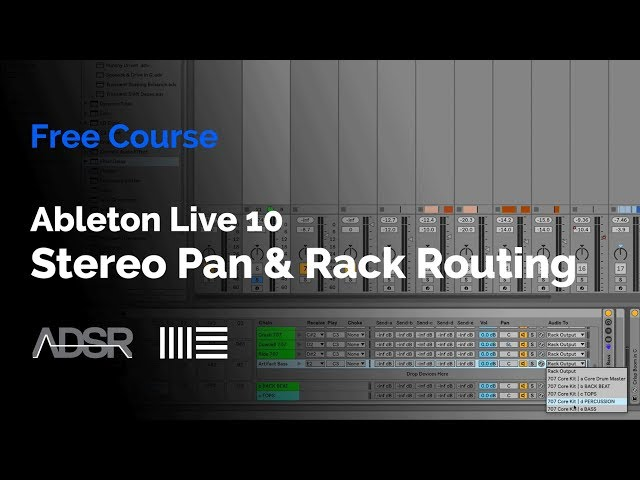 ableton live 10 tutorial