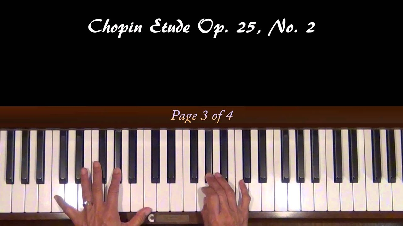 chopin op 9 no 2 tutorial