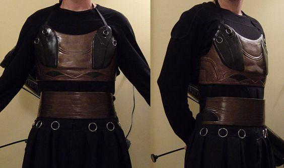 darth revan costume tutorial