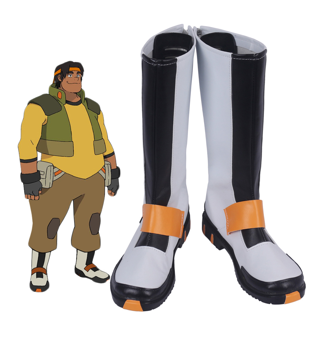 hunk cosplay tutorial voltron