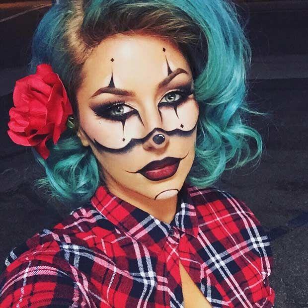 easy halloween makeup tutorial for beginners