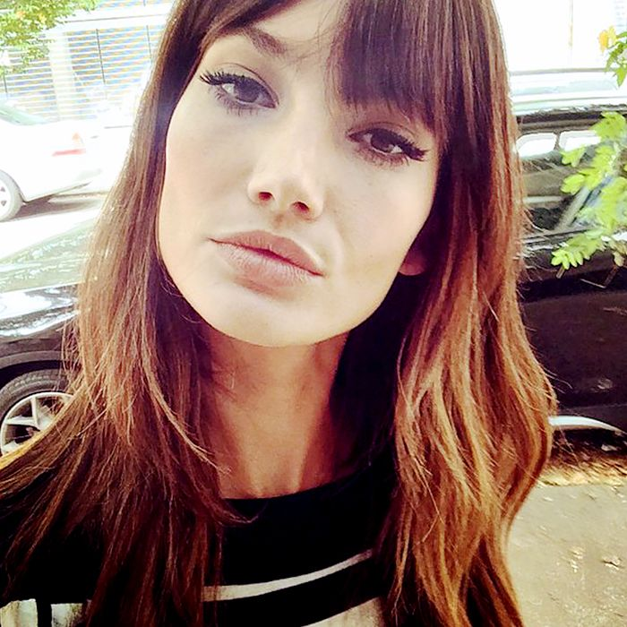 lily aldridge makeup tutorial