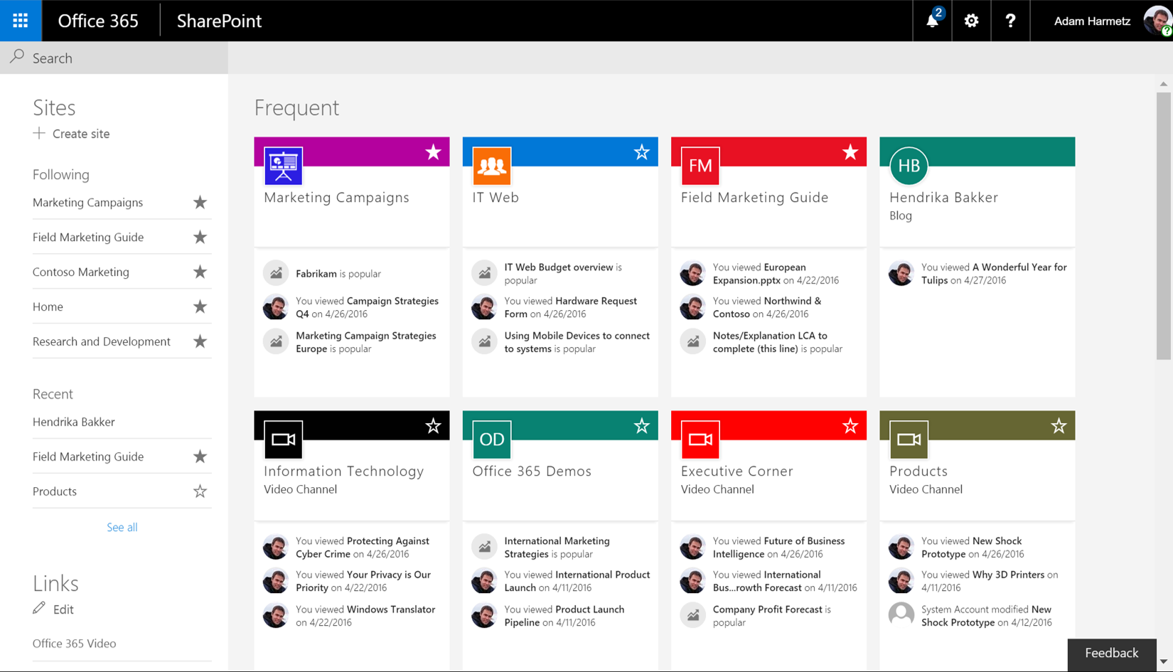 sharepoint 2013 office 365 tutorial