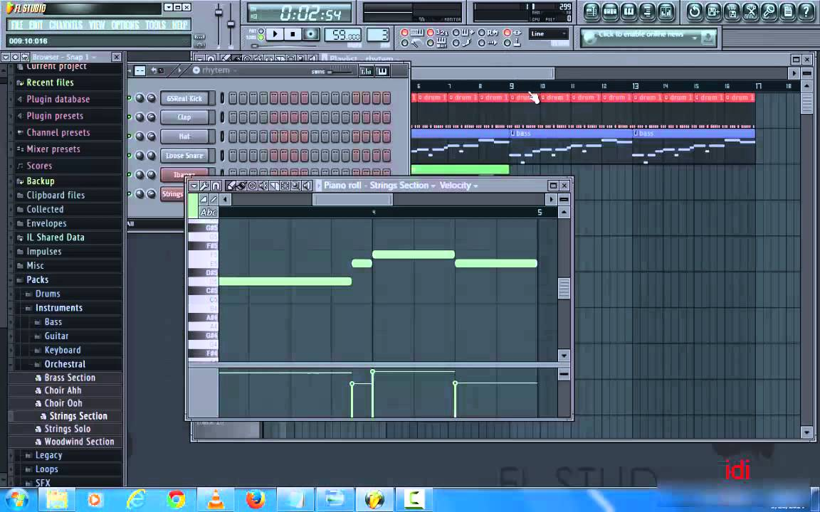 fl studio 12 tutorial for beginners