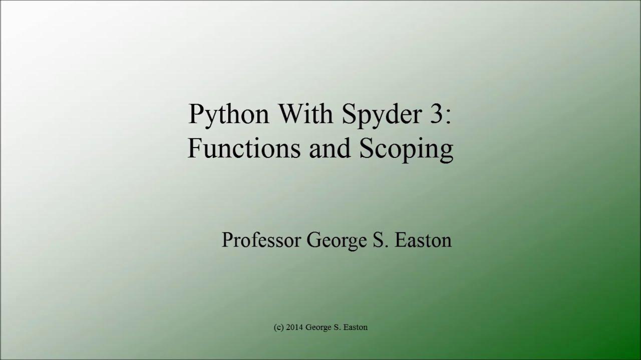 python 2.7 tutorial