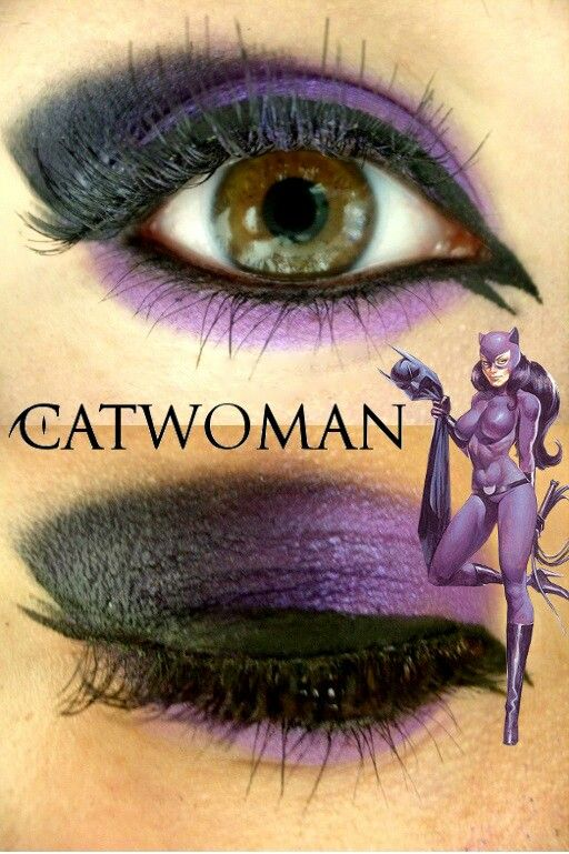 cat eye makeup tutorial halloween
