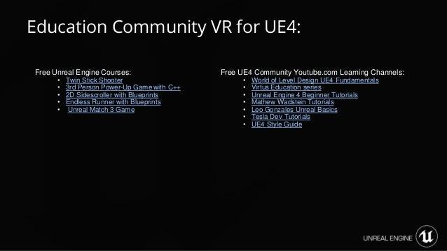 unreal engine 4 tutorial pdf