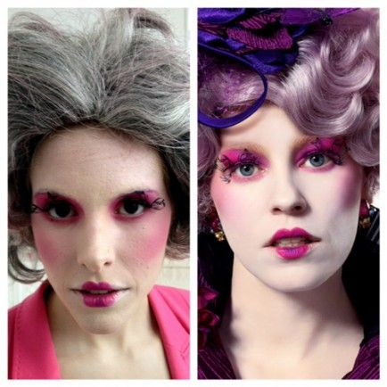 effie trinket makeup tutorial