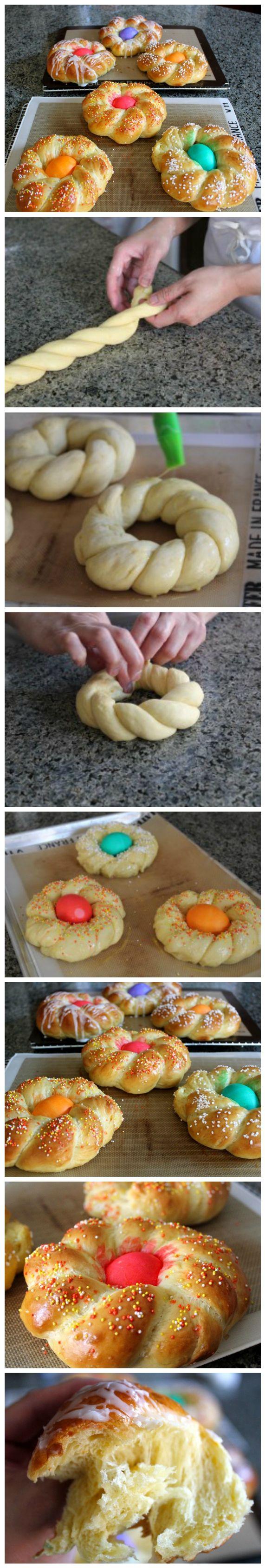 egg shaped cake tutorial
