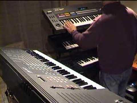 eiffel 65 blue piano tutorial