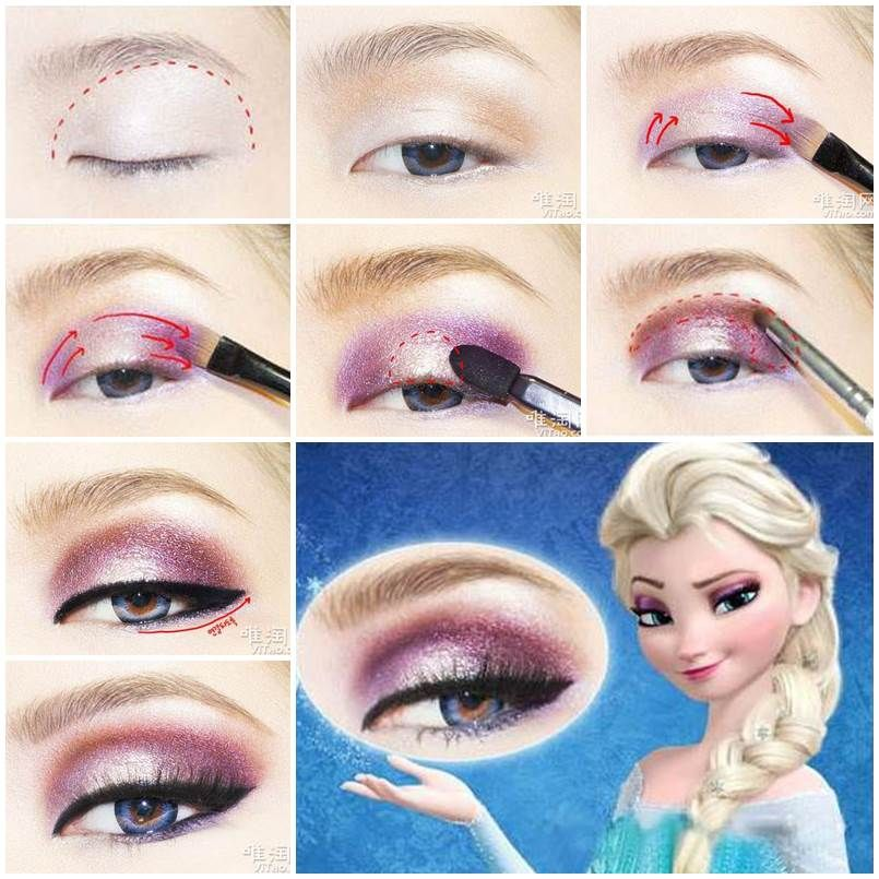 elsa makeup tutorial by emma