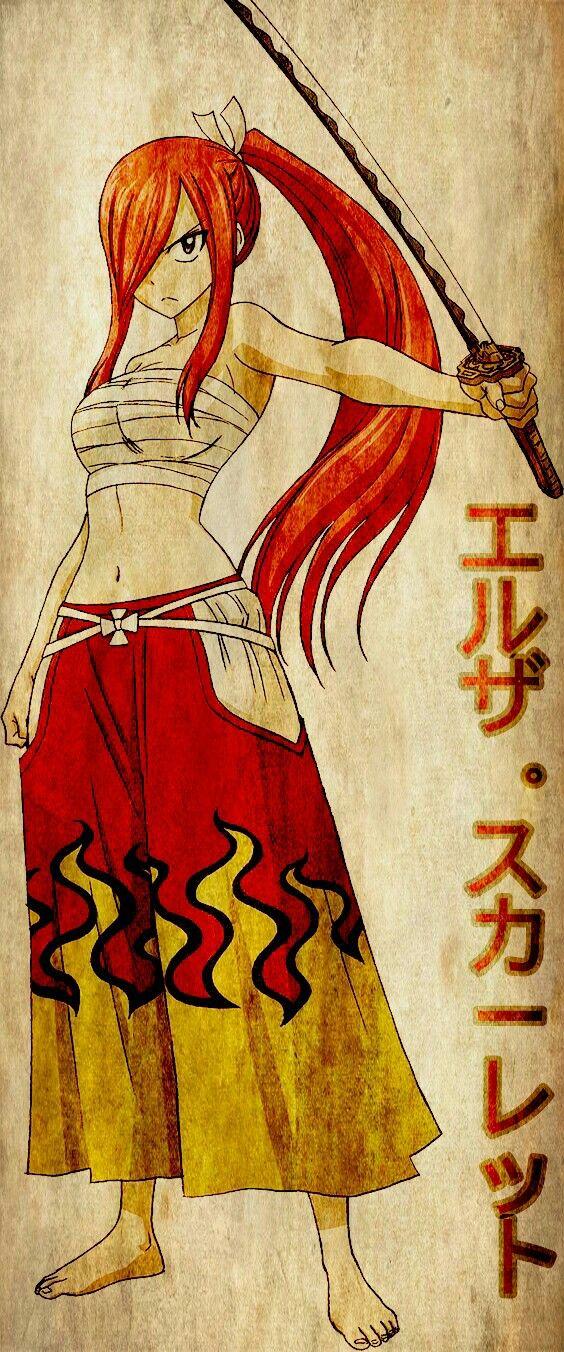 erza scarlet cosplay tutorial