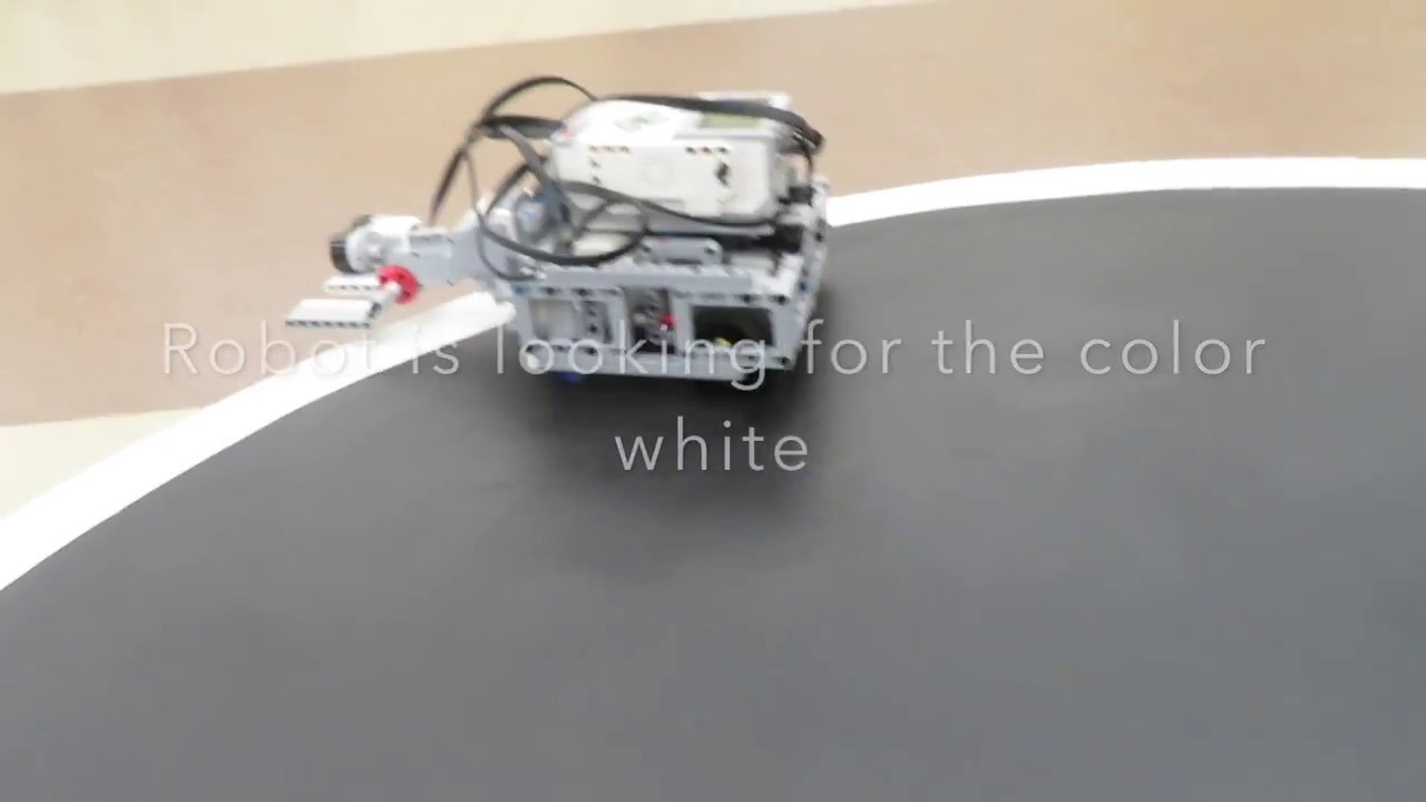 ev3 ultrasonic sensor tutorial