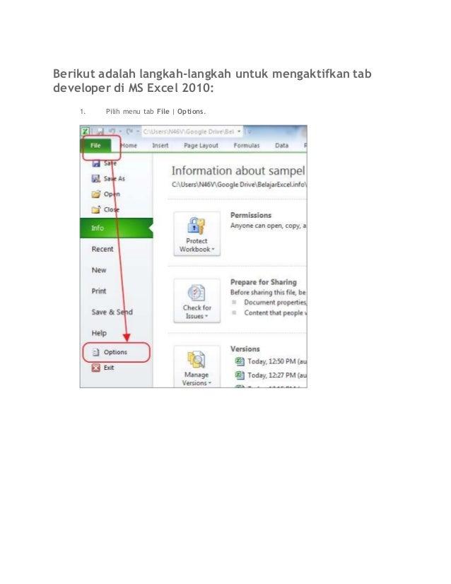 excel 2010 macro tutorial