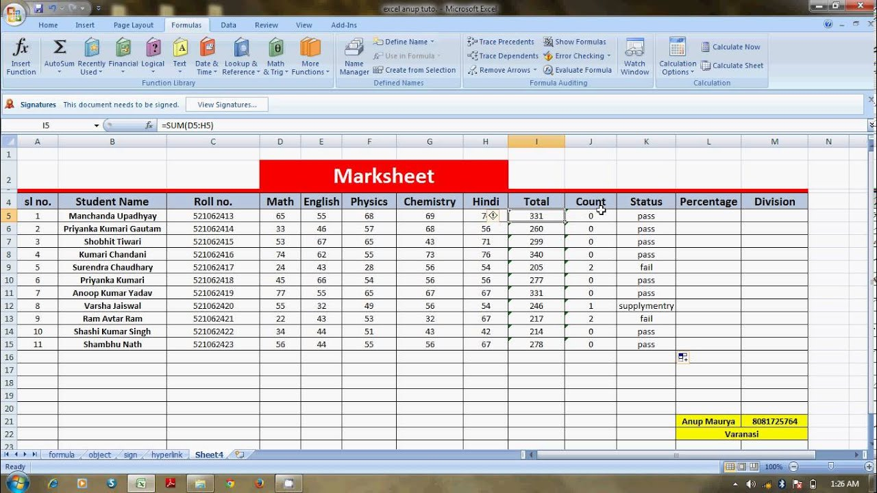 excel 2013 tutorial free download