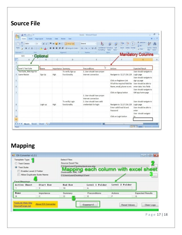 excel xml mapping tutorial