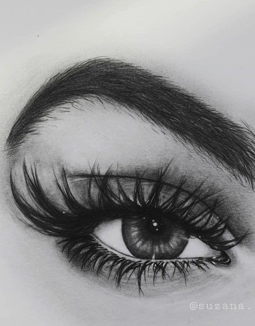 eye pencil drawing tutorial