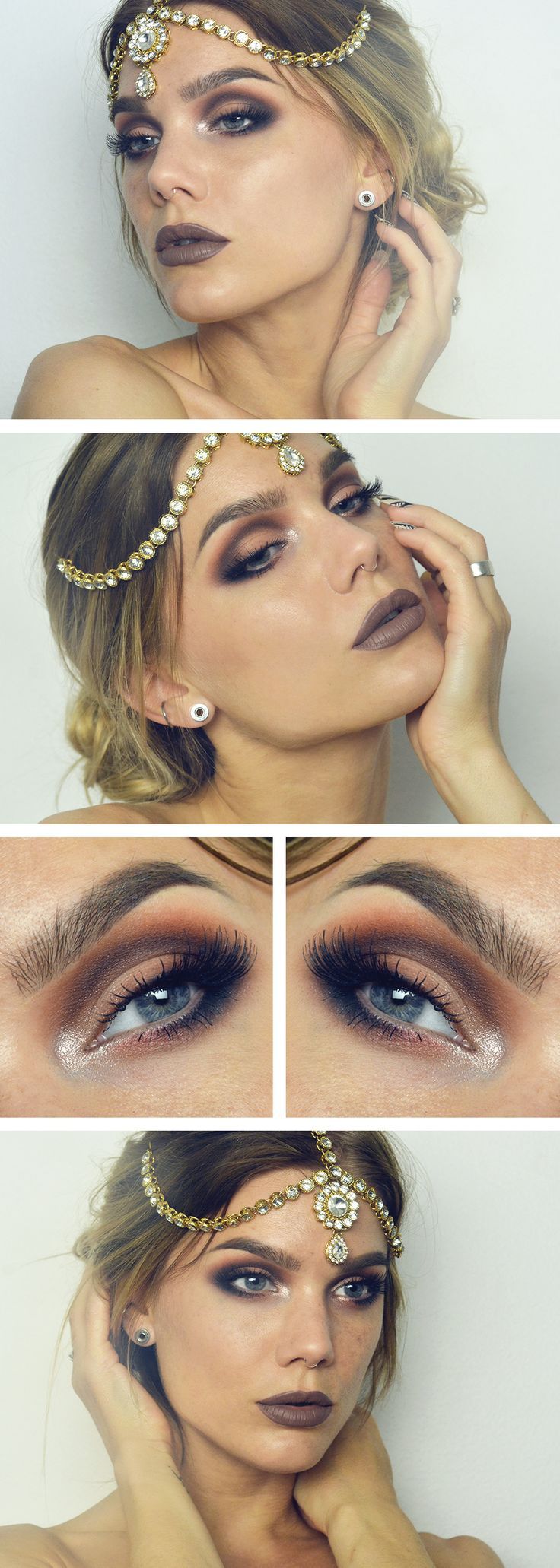 eye shadow make up tutorial