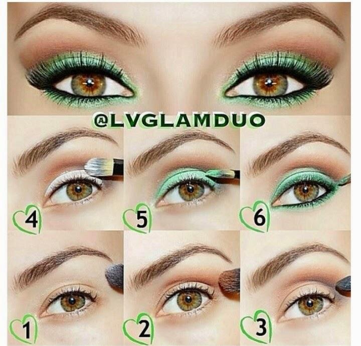 eyeshadow as eyeliner tutorial