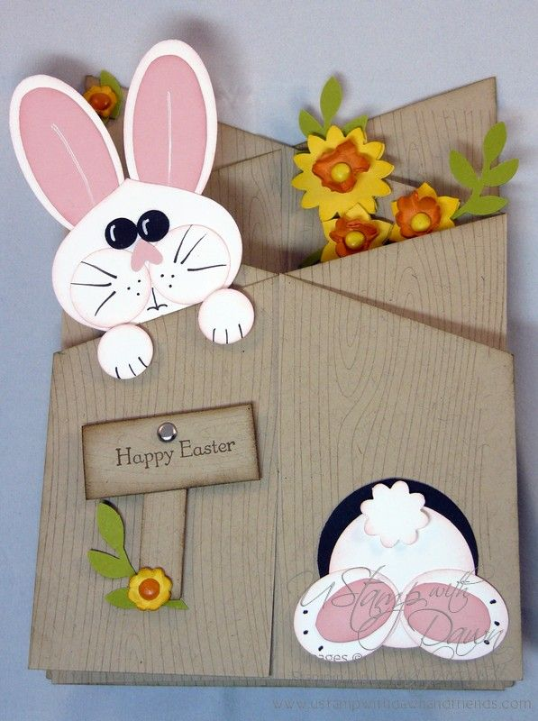 handmade easter cards tutorial