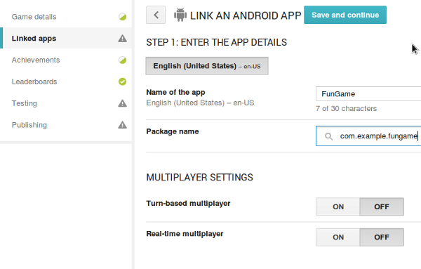 google play game services multiplayer tutorial