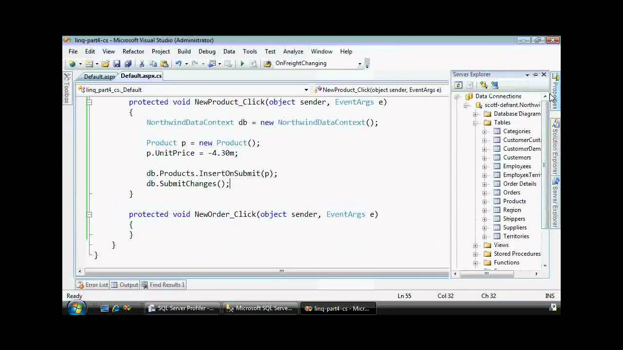 linq tutorial for beginners