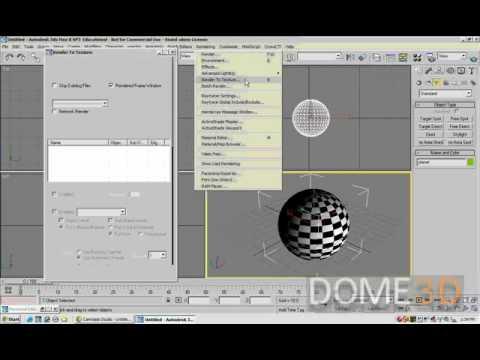 3ds max texturing tutorial pdf