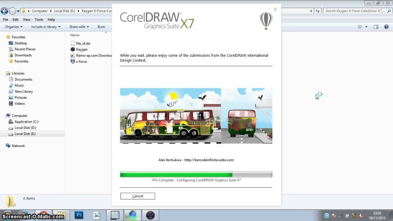 corel photo paint x7 tutorial