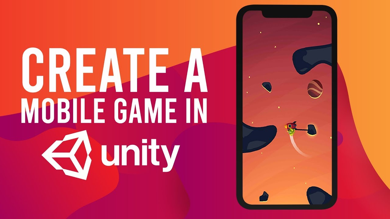 unity mobile game tutorial