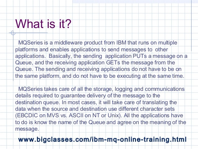 ibm mq cluster tutorial