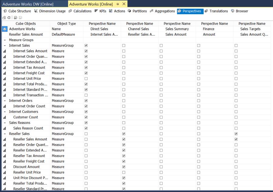 sql server data tools tutorial