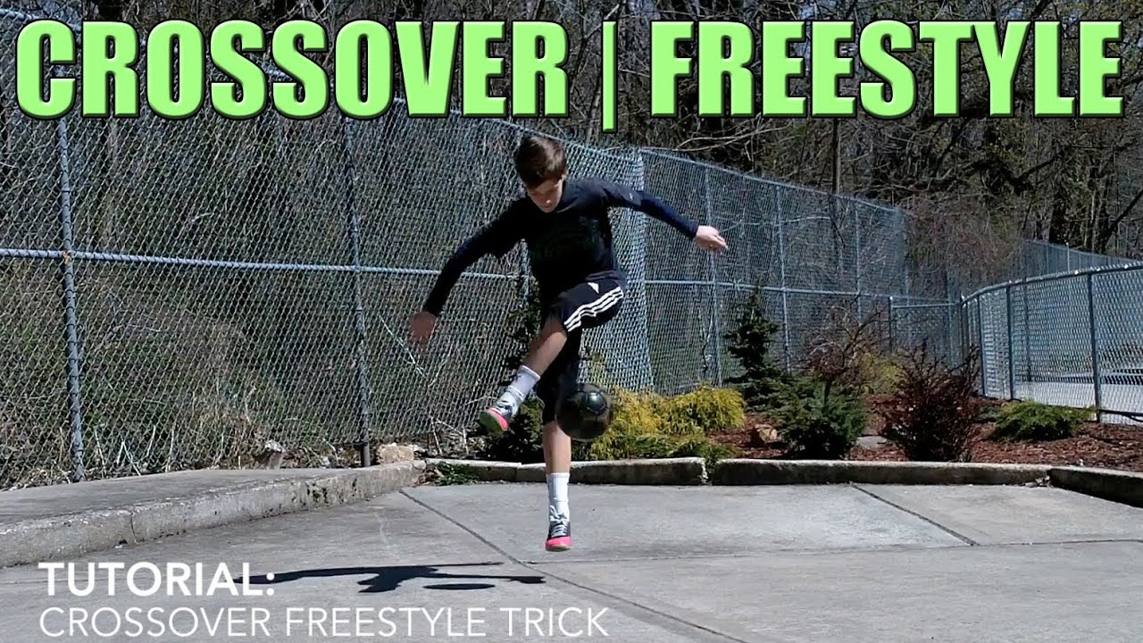 freestyle soccer skills tutorial