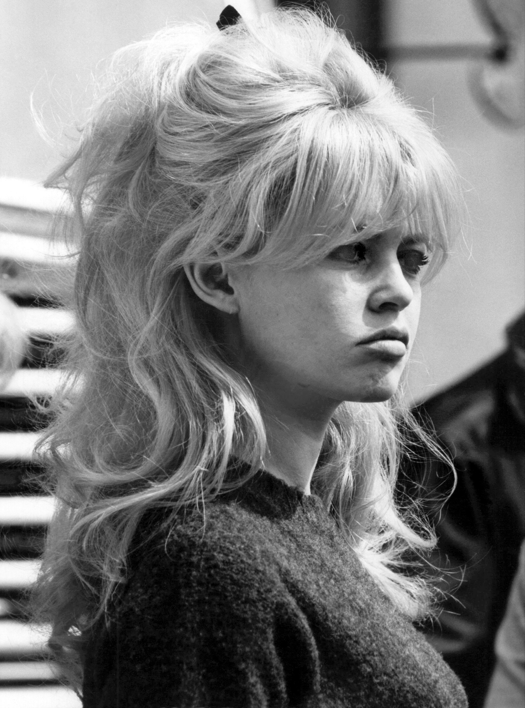 bridget bardot hair tutorial
