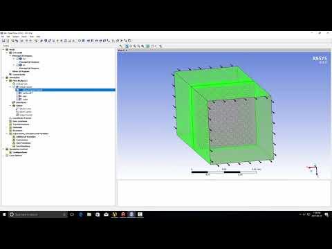ansys parameter set tutorial