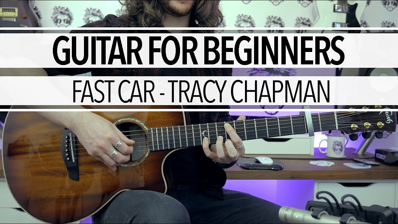 fast car guitar tutorial