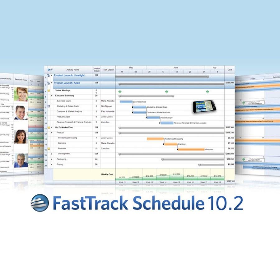 fasttrack schedule 10 tutorial