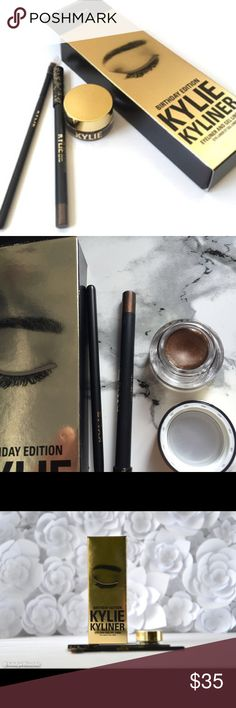 kylie burgundy palette tutorial