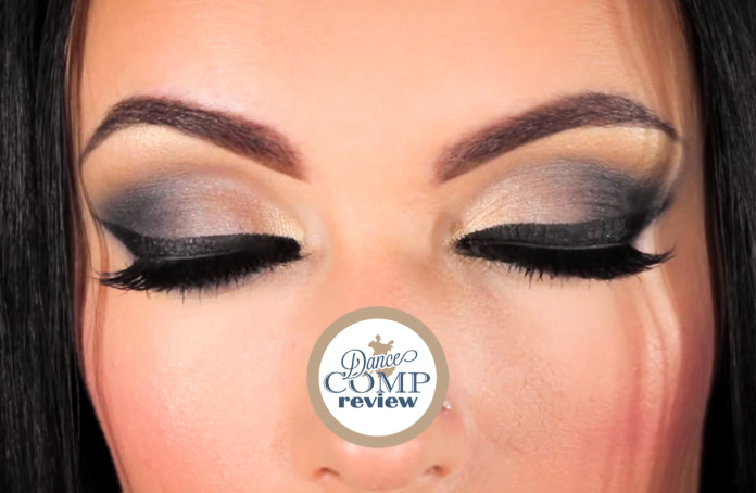 dance competition makeup tutorial