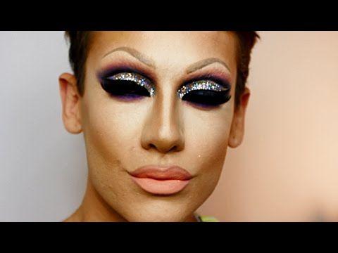 drag queen makeup tutorial youtube
