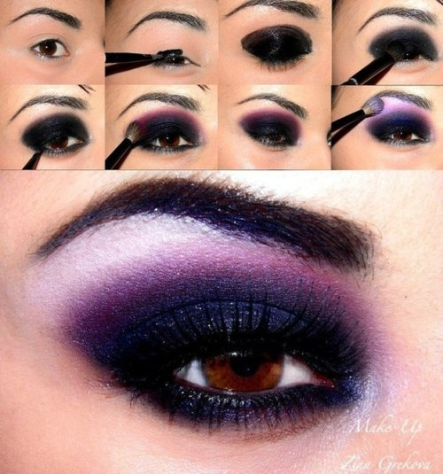 make up eye tutorial