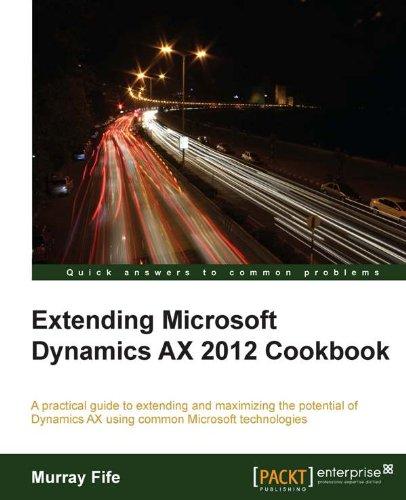 microsoft dynamics ax tutorial for beginner pdf