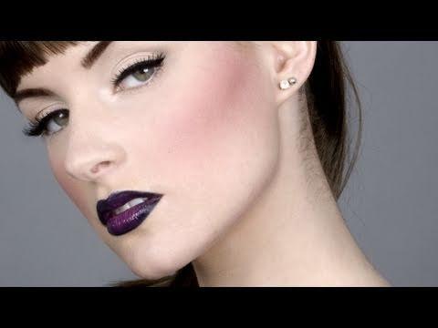 gothic make up tutorial