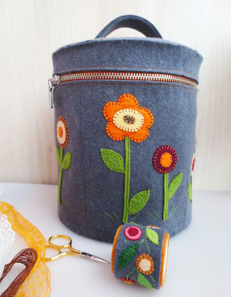 makeup bag sewing tutorial