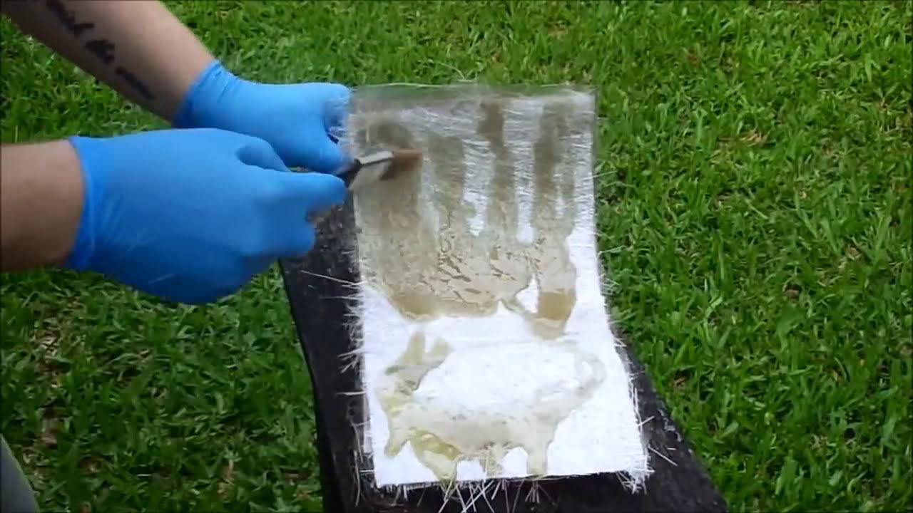 fiberglass mold making tutorial