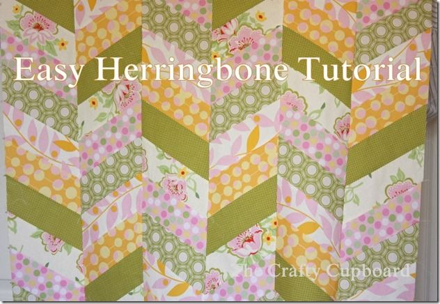 five and dime quilt tutorial
