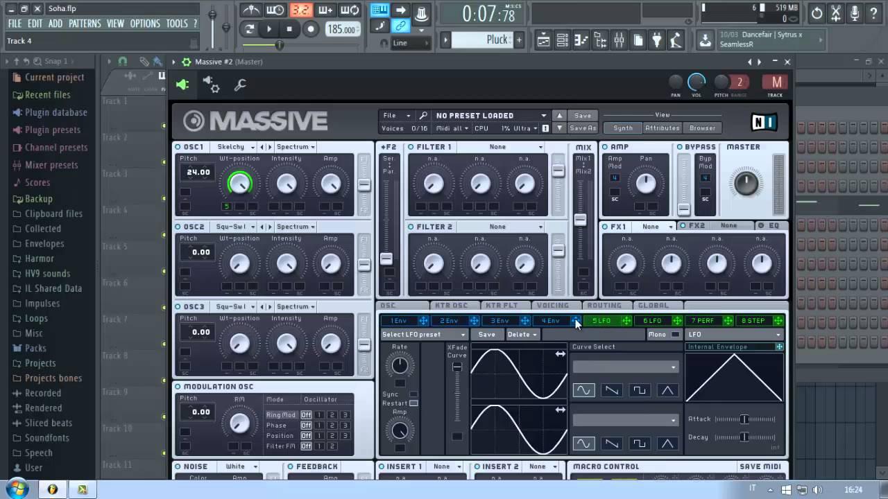 fl studio 12 tutorial
