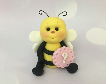 fondant bumble bee tutorial
