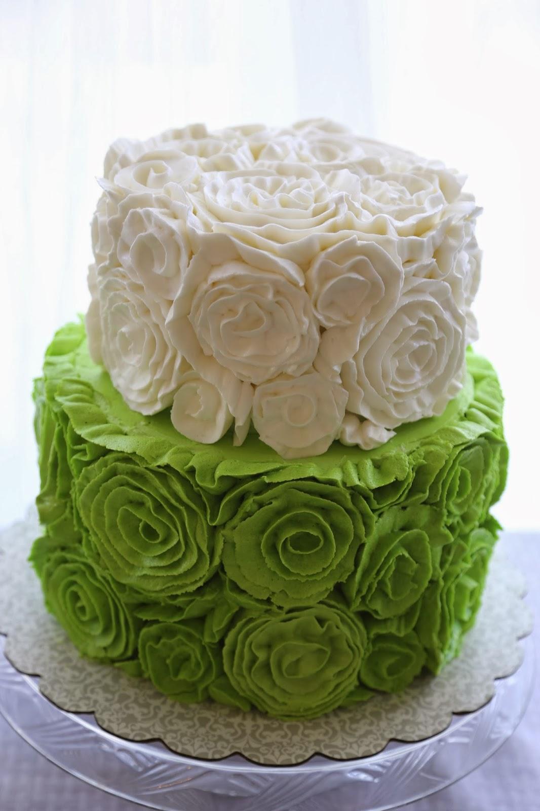 fondant ruffle cake tutorial